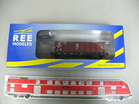 AI32-0,5# Ree H0/DC WB-272 Güterwagen Tombereau 33-06-69 Omu DR NEM, NEUW+OVP