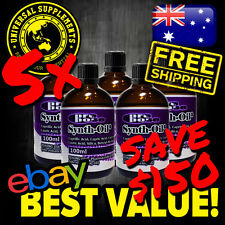 SYNTH-OIL PRO POSE 5x SWOLE PACK SYNTHOL SEO SYNTHETEK SYNTHEROL PAINLESS PUMPS