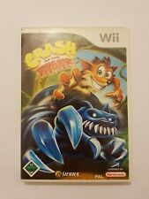 Crash Lucha de Titanes Nintendo Wii pal Aleman COMPLETO