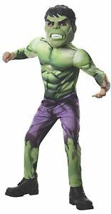 Hulk Deluxe Costume for Kids - Marvel Avengers