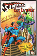 Superman vs. Lex Luthor tpb, Jerry Siegel, Bill Finger, Elliot S! Maggin