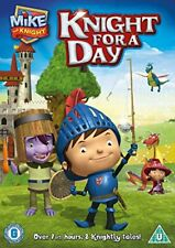 Mike The Knight: Knight For A Day [DVD][Region 2]