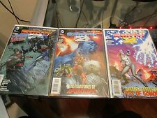 Earth 2 #27 28 29 DC New 52 Comics Set Thomas Wayne Batman Huntress Apokolips