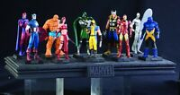 Classic Marvel Figurine Collection Plinth Display Stand !  NEW !