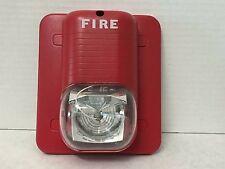 Spectralert S241575 Strobe, Fire (ADA Compliant)