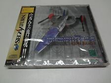 Thunder Force Gold Pack 1 Sega Saturn Japan NEW