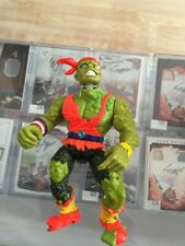 PLAYMATES TROMA TOXIC CRUSADERS TOXIC AVENGER TOXIE FIGURE TMNT SIZE 1991