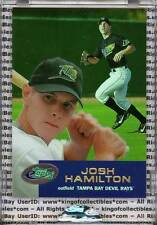 JOSH HAMILTON Rookie Card 2001 eTopps #146 IN HAND Los Angeles Angels
