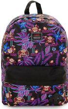 Vans X NINTENDO Donkey Kong Backpack BRAND NEW