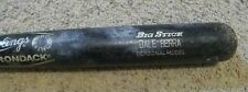 Dale Berra Game Used Baseball Bat Pittsburgh Pirates Rawlings Big Stick Cracked