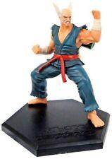 Namco Tekken 5 Megahouse GCC Figure Mishima Heihachi Blue Rare Trading Figure