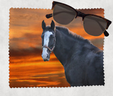 HORSE Sunglasses Reading Lens Mobile Phone Microfiber Cleaning Cloth