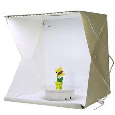 Foldable 40cm Button Portable LED Lights Photo Studio Soft Light Box Cube cl1