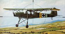 """ESCI / REVELL 1:48 Fieseler Fi.156 """"Storch"""". Kit Nr. H-2245"""