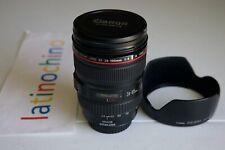 Canon EF 24–105mm F4 L IS USM Camera Lens