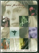NEW Sealed DVD - JONI MITCHELL - Woman of Heart and Mind - Out of Print 2003