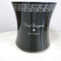Dom Perignon Champagne Bucket Color Black from Japan Free Shipping Ice Bucket