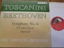 ALP 1664 Beethoven Symphony No. 6 'Pastoral' / Toscanini R/G