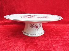 Beautiful Cake Plate __Hutschenreuther__Linderhof__ with Base __33cm__