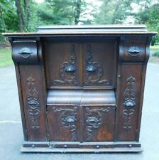 Antique LATE 1800's SEWING MACHINE CABINET...FURNITURE..TABLE..BASE...