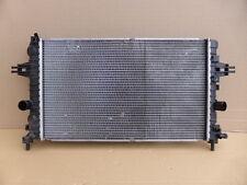 GENUINE VAUXHALL ASTRA H OR ZAFIRA B WATER RADIATOR PART NUMBER 13145211