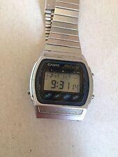 Vintage casio watch Melody Alarm  677 M 15 Japan T