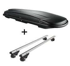 Caja de techo vdpjuxt500l + barandilla aluminio-portador vdp004l LAND ROVER