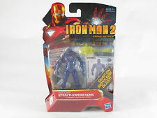 """Marvel Universe Iron Man Stealth Operations 24 Comic Series 4"""" Figure MOSC New"""