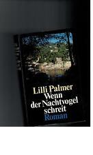Lilli Palmer - Wenn der Nachtvogel schreit