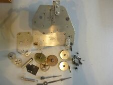 Vintage Boston Chelsea Clock Movement For Parts