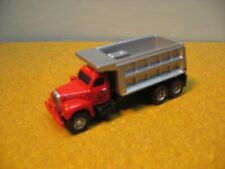 "Ho B 61 Mack ""Custom"" Details Painted Dump Truck Ho. Compatible # 3 4 Pics"
