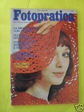 FOTOPRATICA N.94 LA NIKKORMAT ELW CON MOTORE EDITRICE S.E.F. MILANO LUGLIO 1976