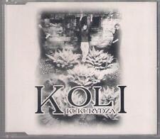 KOLI - KUKURYDZA PROMO EP 1999 LAO CHE SPIETY KANABIPLANTO RARE POLISH CD POLSKA