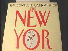 3 Vols New Yorker Album Of Drawings & Cartoons 2 CDs