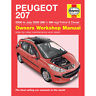 Peugeot 207 Haynes Manual 2006-09 1.4 1.6 Petrol & Diesel Workshop Manual