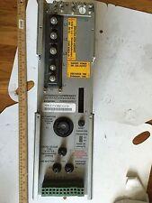 USED INDRAMAT TVM-2-1-50W1-115V  BOSCH SERVO POWER SUPPLY TVM-2.1-50W-1115,BOX17