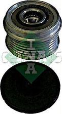 OPEL FIAT LANCIA 2000- INA Alternator Clutch Pulley 1.0-1.4L D