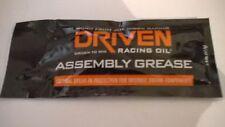 Joe Gibbs Racing Driven engine assembly grease sachet ( camshaft lube etc )