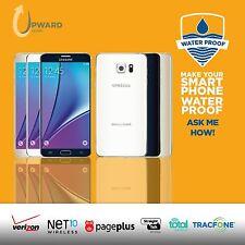 Samsung Galaxy Note 5 SM-N920V (32GB, 64GB) Straight Talk Verizon Total Wireless