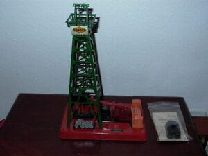 LIONEL #455 OIL DERRICK With Original Box