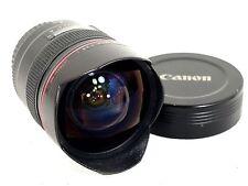 Canon EF 14mm f/2.8L USM Lens - Excellent
