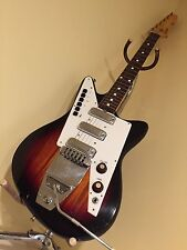 Rare Vintage Galanti #1048 Electric Guitar