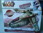 Star wars republic gunship Remote Control RC Hasbro *NEW as-is* NIB Oldstock