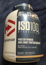 DYMATIZE NUTRITION ISO 100 (5 LB) hydrolyzed whey protein isolate % pre xt elite