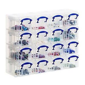 Really Useful Box: 16 Box Organiser, Art & Craft, Brand New
