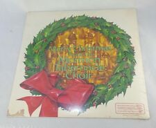 READER'S DIGEST-MERRY CHRISTMAS FROM THE MORMON TABERNACLE CHOIR-LP-VINYL-SEALED