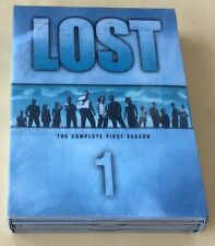 LOST The Complete First Season 7-Disc DVD Set USED