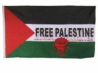 3x5 Palestine Country Free Freedom Fist Flag 3'x5' Banner Brass Grommets