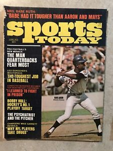 Sports Today June 1972