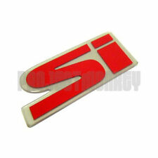 OEM Honda 99-00 Civic Rear Si Emblem Badge EK Coupe DOHC VTEC Genuine Part USDM